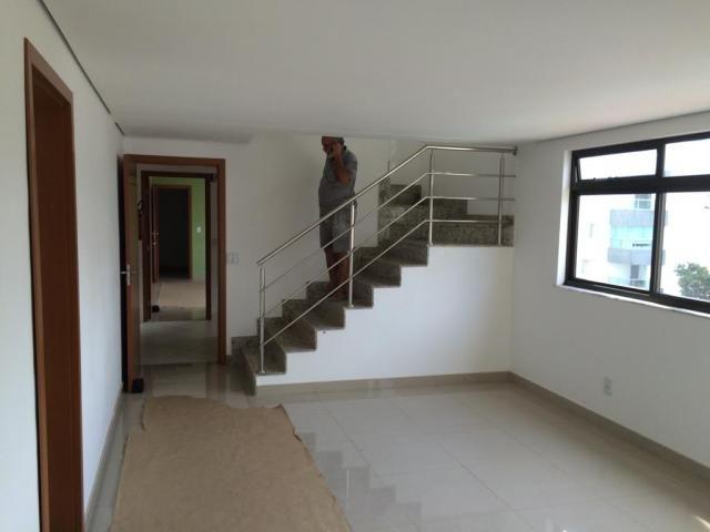 Cobertura, 3 quartos, suíte, elevador, 4 vagas, fino acabamento. - Foto 3