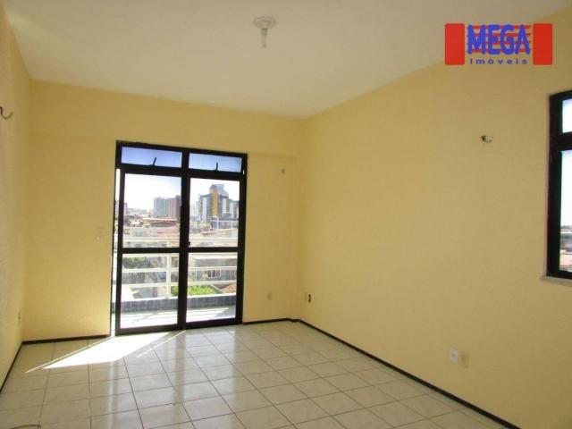 Apartamento com 3 quartos, próximo à Av. Bezerra de Menezes - Foto 2