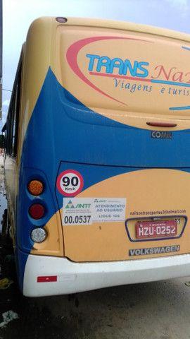 Micro ônibus rodoviário executivo Comil Piá - Foto 2