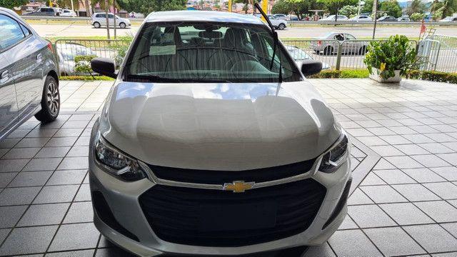 Chevrolet Novo Onix Plus Turbo Automático 1.0 2021 - Foto 5