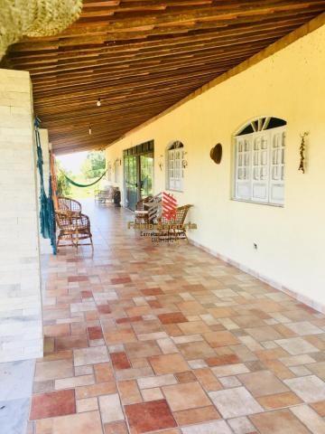 Chácara para alugar com 4 dormitórios em Br 101 norte km 26, Igarassú cod:CH00001 - Foto 4