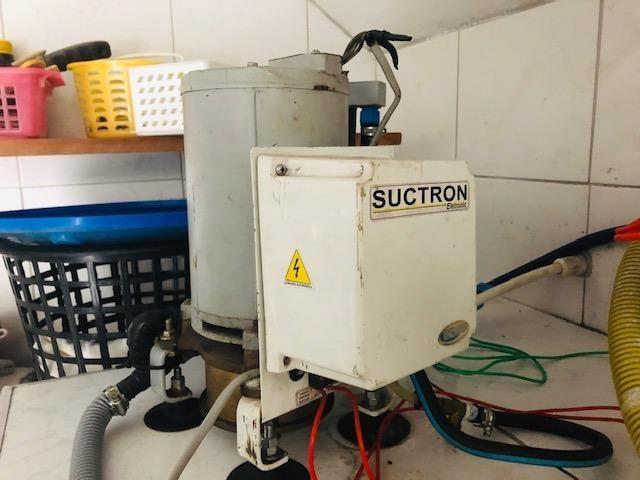 Cadeira Odontologica+raio X + Bomba Vacuo + Compressor + Armários - Foto 3
