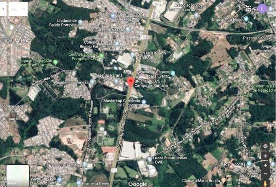 Terreno à venda, 54450 m² por R$ 10.000.000,00 - Tatuquara - Curitiba/PR - Foto 3
