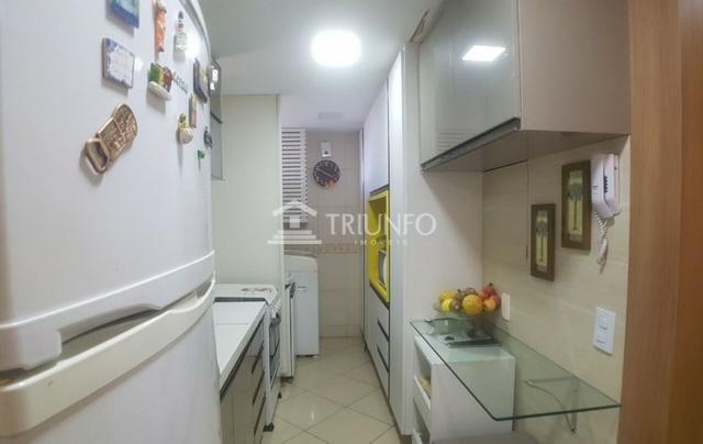 (ESN Tr51827)Apartamento Abarana a venda 64m 2 quartos e 1 vaga Papicu - Foto 19