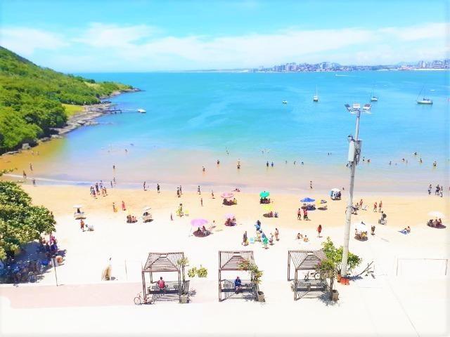 Apartamento Temporada Frente para o Mar Praia do Morro Guarapari (até 20 Pessoas) - Foto 12