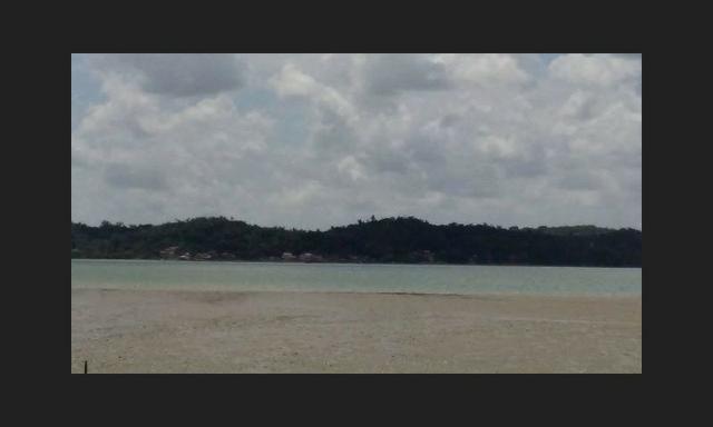 *Casa de Praia em Passé -5 quartos mobiliada - Em frente ao mar da Baia de todos os Santos - Foto 2