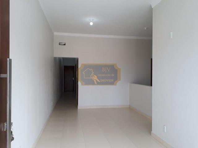Casa geminada , em bairro planejado 96 m² , 3 dorm , um suíte ,pátio . - Foto 18