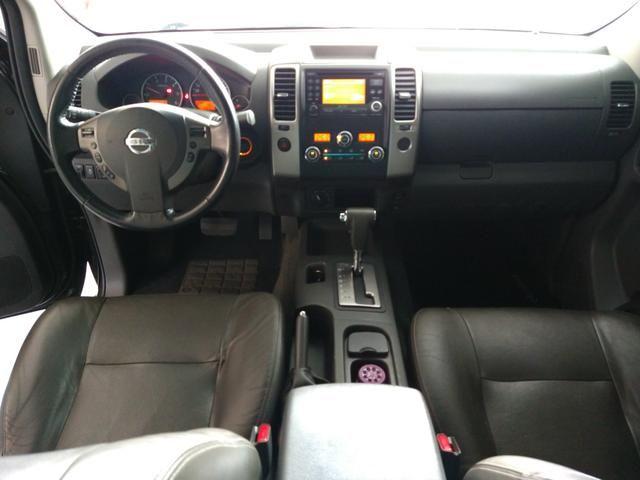 Nissan Frontier SL 2014 Top de linha automático 4x4 - Foto 5