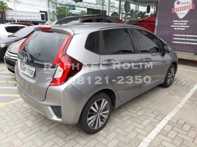 Honda Fit 1.5 EX Automático 2016 - Foto 2