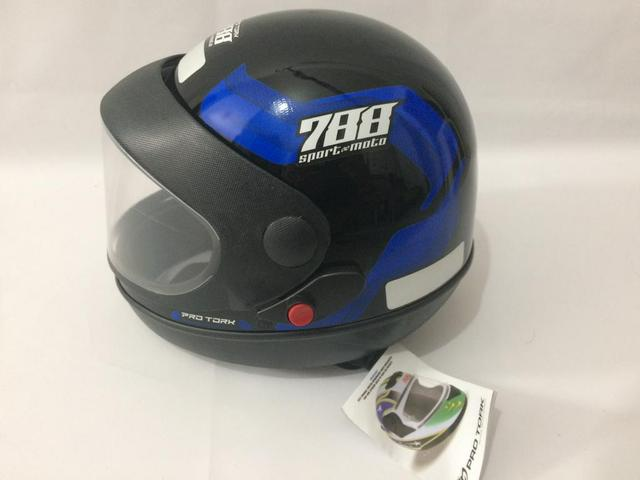 Vendo capacete novo!