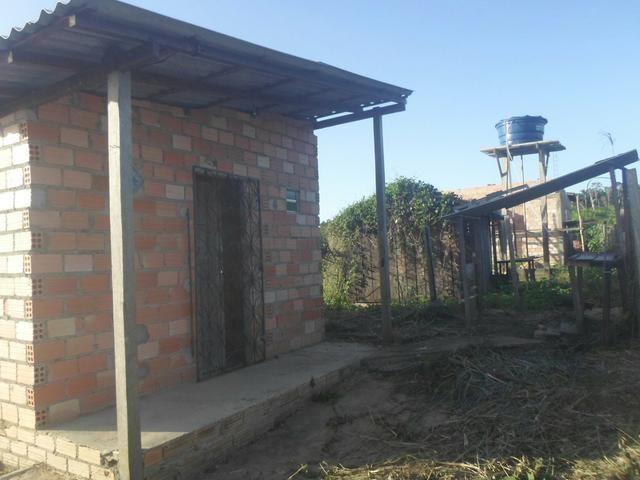 Casa em Mojui dos campos ( venda ou troca em carro) - Foto 8