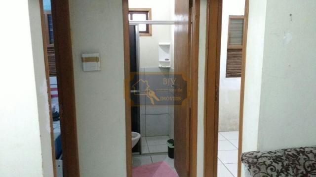 Casa à venda com 3 dormitórios em Caravelle, Passo de torres cod:010 - Foto 17