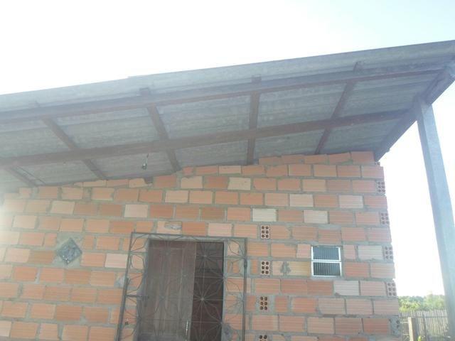Casa em Mojui dos campos ( venda ou troca em carro) - Foto 6