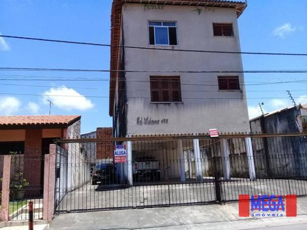 Apartamento com 2 dormitórios para alugar, 100 m² por R$ 1.100,00/mês - Amadeu Furtado - F - Foto 19