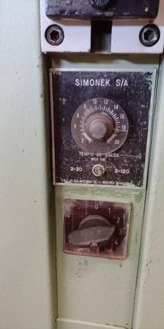 Máquina de solda ponto / Ponteadeira 30 Kva Simonek PN 30 B - Foto 4