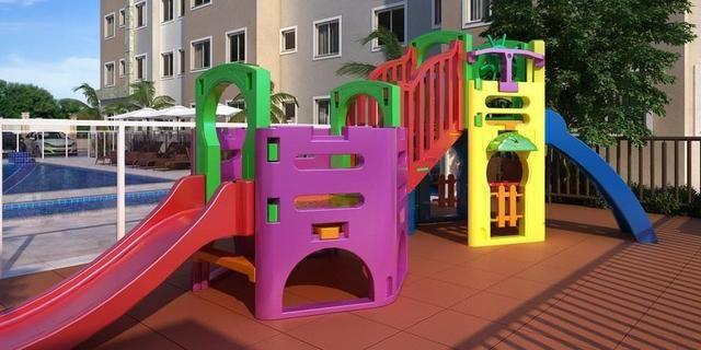 Apartamento 2Q, setor Faiçalville 100% financiado - Foto 8