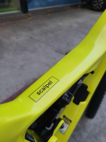 Bicicleta Cannondale Scalpel-si Carbon 4 2021 -Nota Fiscal e Garantia Vitalícia - Foto 4