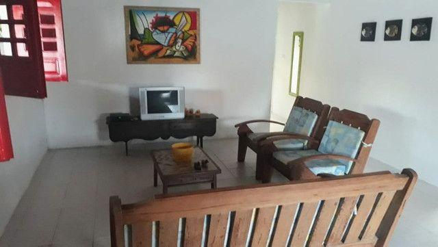 Excelente e ampla casa muito bem mobiliada na praia de Serrambi! - Foto 5