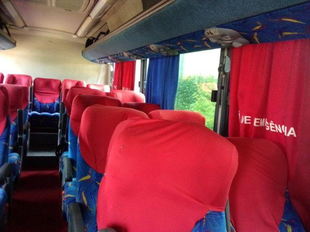 Micro ônibus rodoviário executivo Comil Piá - Foto 14