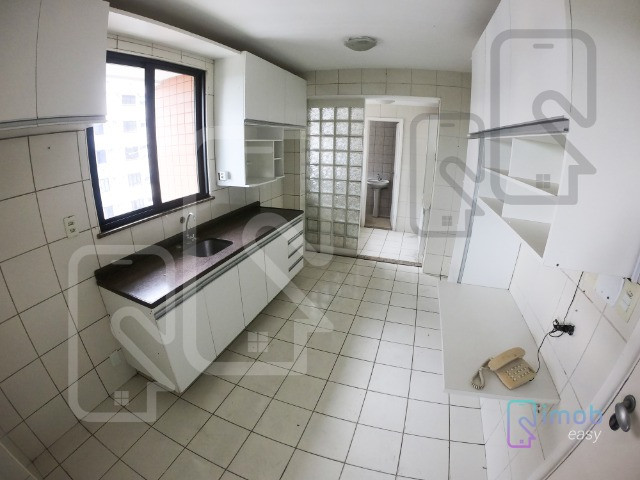 Condomínio Maria da Fé, 127m², 3 quartos sendo 1 suíte, semi-mobiliado - Foto 2