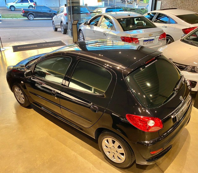207 Hatch XR S 1.4 8V (flex) 2009 - Foto 9
