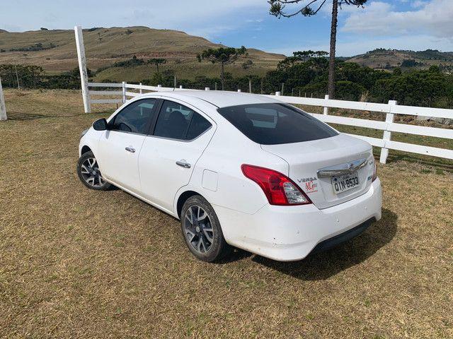 Nissan Versa 2017/18 Impecável KM 18,000 - Foto 7