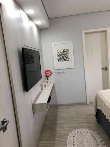 Apartamento 3 Quartos com Suíte, Varanda e Salão de festas - Foto 16