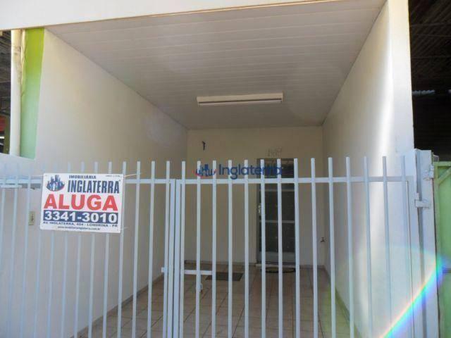 Casa para alugar, 100 m² por R$ 1.050,00/mês - Califórnia - Londrina/PR - Foto 3