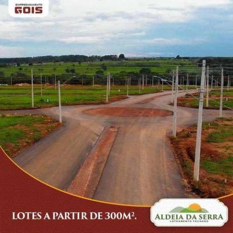 LOTEAMENTO FECHADO ALDEIA DA SERRA - Loteamento - 300 a 670m² - Luziânia - GO - Foto 2