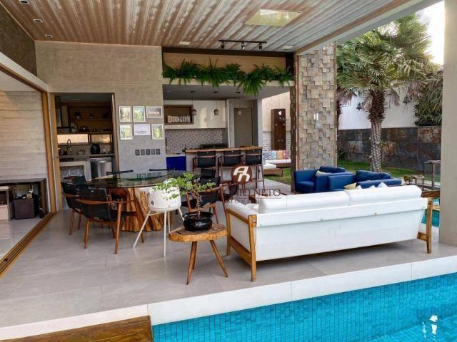 Casa à venda, 406 m² por R$ 3.600.000,00 - Eusébio - Eusébio/CE - Foto 6
