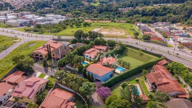 A Casa Azul! Térrea com 3 dormitórios e terreno de 1310m2 à venda no Condomínio Marambaia- - Foto 8