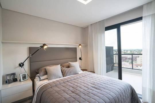 Apartamento à venda com 1 dormitórios em São francisco, Curitiba cod:0128/2020 - Foto 4