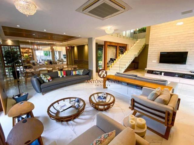Casa à venda, 406 m² por R$ 3.600.000,00 - Eusébio - Eusébio/CE - Foto 11