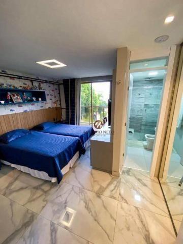 Casa à venda, 406 m² por R$ 3.600.000,00 - Eusébio - Eusébio/CE - Foto 17