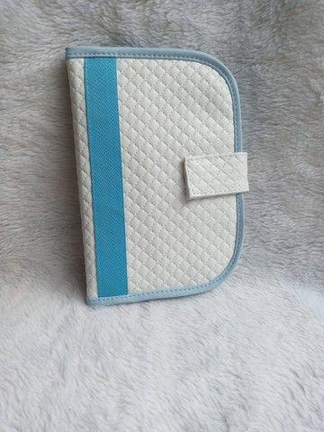 Porta caderneta de vacina