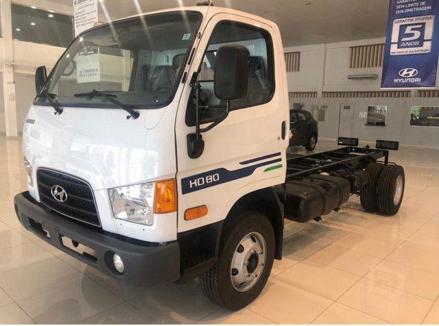 HD80 caminhão 3/4