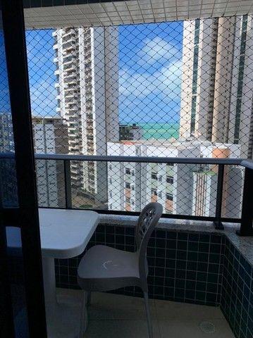 TG Alugo apartamento 2 quartos Mobiliado no Edf Portal da Praia, em Boa Viagem