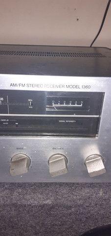 Vendo esse som modulado R$ 600.00