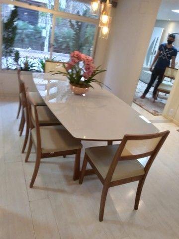Mesa de madeira maciça pronta entrega  - Foto 3