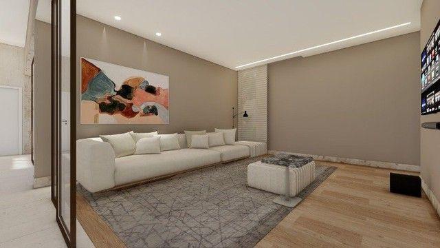 Casa de condomínio Linear 338M² Lote 1.000M² 4 suítes e tudo Mais. Alphaville Lagoa Ingles - Foto 14