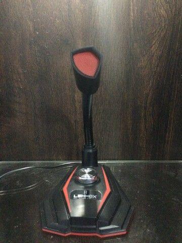 Microfone Gamer De Mesa Gt Gk2 Lehmox - Foto 2