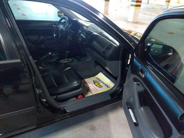 Vendo ou Troco Honda Civic LX  - Foto 6