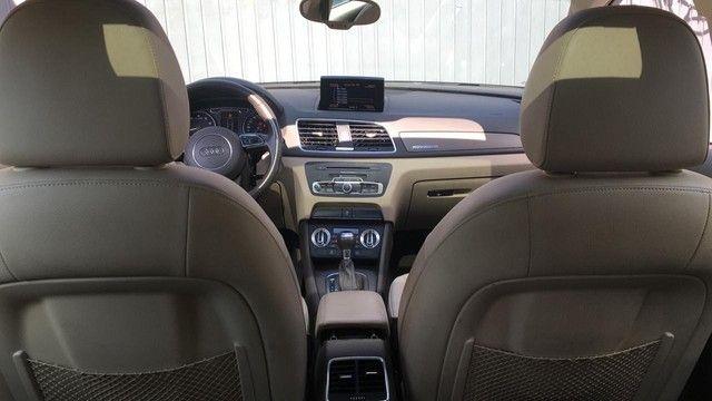 Audi Q3 Branca + Teto + Banco Novíssima  - Foto 6