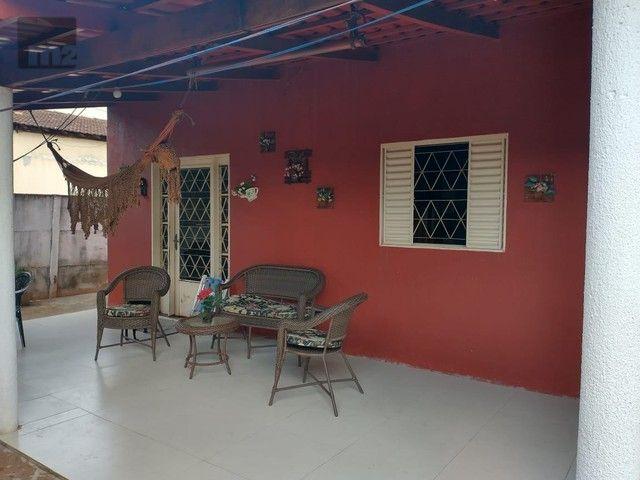 Casa à venda com 2 dormitórios em Vila santa rita, Goiânia cod:M22CS1250