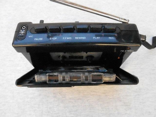 Walkman antigo eurosonic - Foto 4
