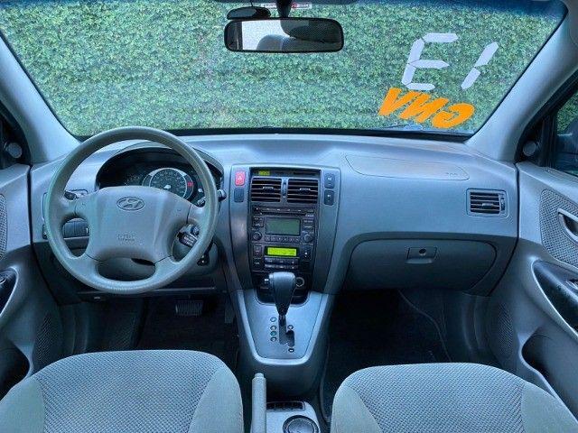 Tucson 2.0 GLS Automático  2013 com GNV de 5 geração - Foto 6
