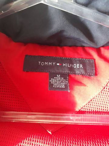 Jaqueta Tommy Hilfiger Yatch 100% Impermeável  - Foto 4
