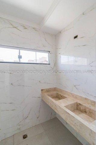 Belíssima casa térrea nova no bairro Rita Vieira 1-  Com duas suites - Foto 10