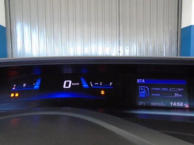 Honda CIVIC LXS 1.8 16V FLEX AUTOMATICO - Foto 20