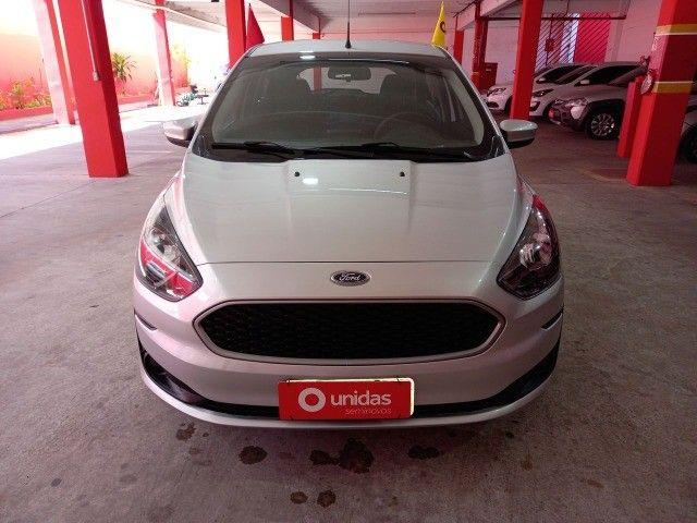Ford KA 1.0 SE, pronto para você!!